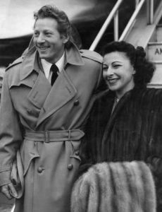 Danny Kaye and Sylvia Fine