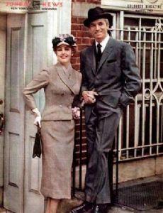 Arlene Dahl and Fernando Lamas
