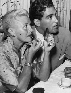 Ginger Rogers and Jacques Bergerac