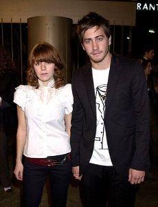 Jake Gyllenhaal and Jenny Lewis