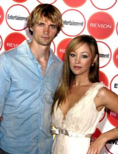 Autumn Reeser and Jesse Warren