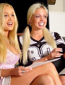 Devon and Jesse Jane