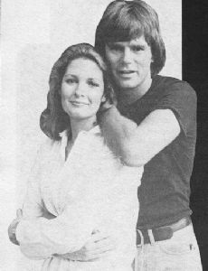 Deidre Hall and Richard Dean Anderson