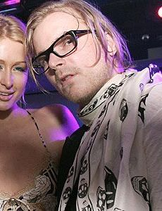 Paris Hilton and Chad Muska