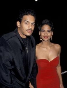Halle Berry and Christopher Williams