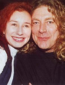 Tori Amos and Robert Plant