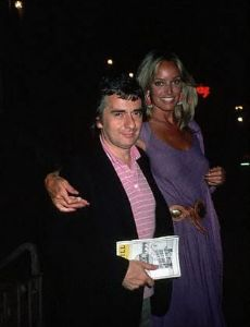 Dudley Moore and Susan Anton
