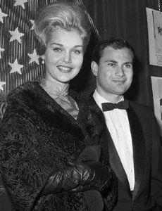 Carol Lynley and Michael Selsman