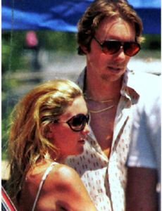 Dax Shepard and Kate Hudson