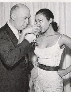 otto preminger and dorothy dandridge relationship