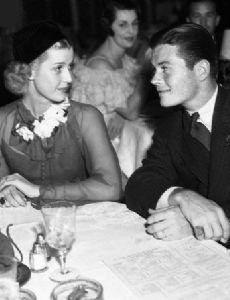 Jayne Mansfield and Nicholas Ray
