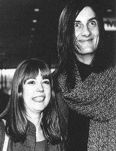Mick Fleetwood and Jenny Boyd