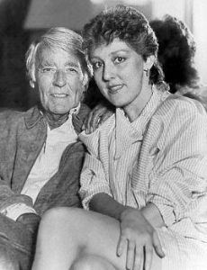 Peter Lawford and Patricia Seaton