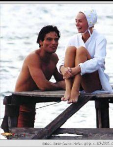Gabriel Garko And Serena Autieri