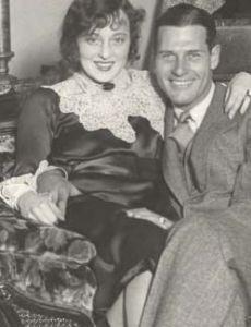 Jobyna Ralston and Richard Arlen