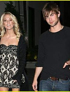 Chace Crawford und Carrie Underwood