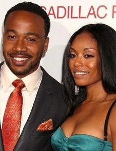Columbus Short and Tanee McCall