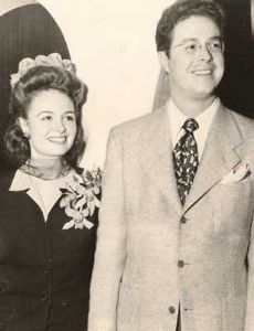 Donna Reed and William Tuttle
