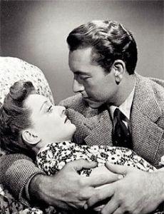 Patrick Curtis and Linda Evans