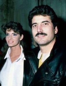 Keith Hernandez and Joan Severance