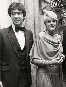 Alan Thicke and Gloria Loring