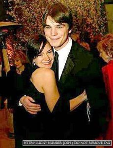 Josh Hartnett and Ellen Fenster