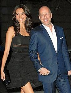 Bruce willis dating who