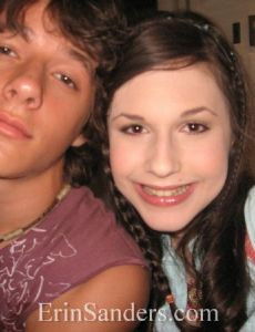 erin sanders and matthew underwood relationship with god