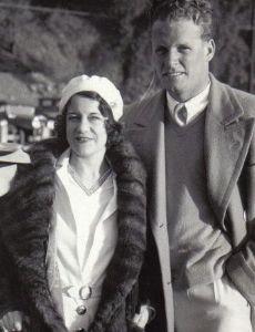 Jimmy Thomson and Viola Dana