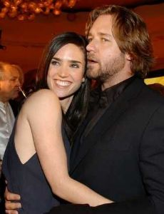 Russell Crowe and Jennifer Connelly
