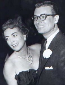Russell Nype and Joan Crawford