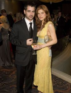 Colin Farrell and Lake Bell