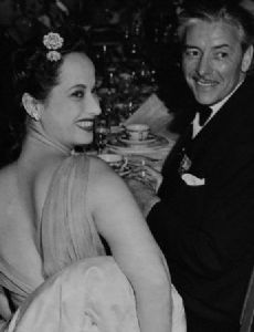 ronald colman and thelma raye relationship