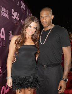 Khloe Kardashian and Rashad McCants
