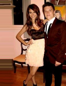 Hutcherson dating is josh who Who Is
