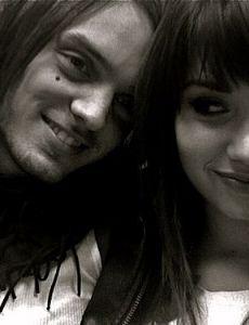 Demi Lovato and Alex Deleon