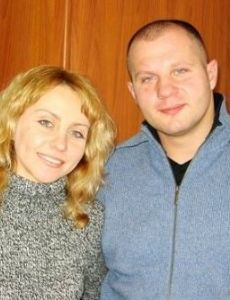 oksana emelianenko divorced and dating