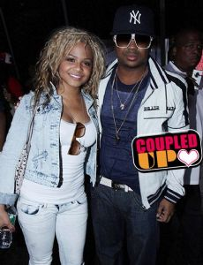 Christina Milian and Dream