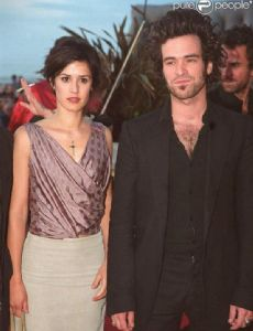 Romain Duris and Olivia Bonamy