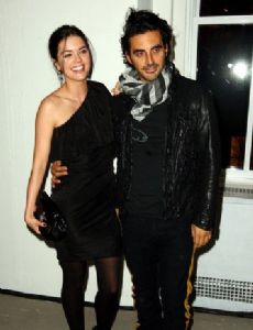 Katie Lee and Yigal Azrouel