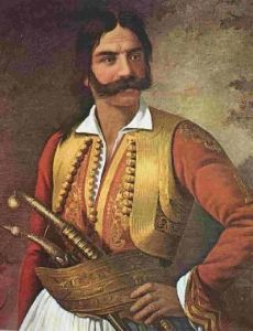 Kyriakoulis Mavromichalis (military commander)