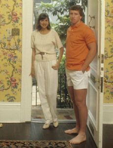 Archie Manning and Olivia Williams Manning