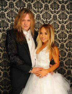 Who is sebastian bach dating now