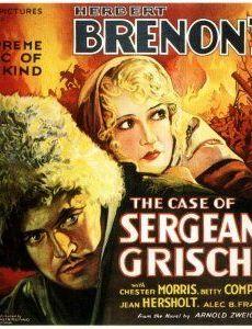 The Case of Sergeant Grischa
