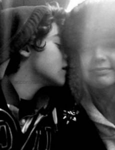 Harry Styles and Felicity Skinner