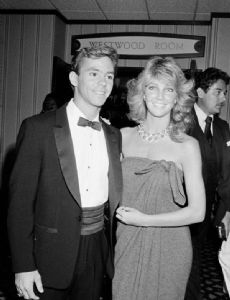 Heather Locklear and Christopher Atkins