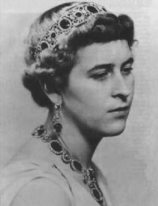 Princess Sophie of Greece and Denmark