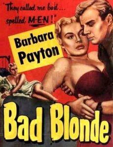 Bad Blonde