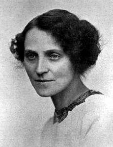 Dora Marsden