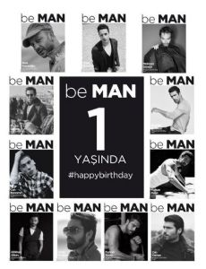 beMAN Magazine [Turkey]
